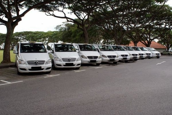 7 Seater Maxi Cab Singapore Mercedes Benz Viano Or Vito