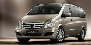 7 Seater Mercedes Benz Viano Limo